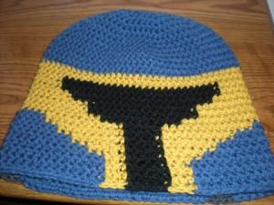 Jaster's Mandalorian Hat