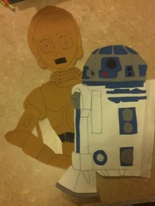 The Droids I was looking for!
