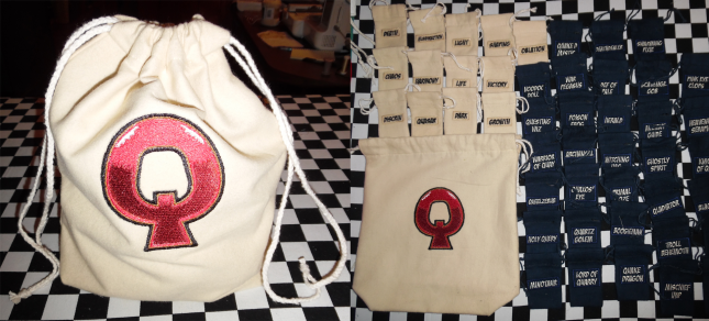 QuarriorsBags